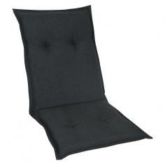 Възглавница за стол - Антрацит, 109x50x8 cм