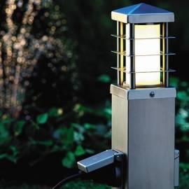 Стояща лампа с 2 контакта