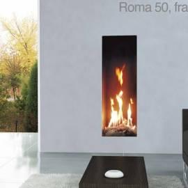 Газова камина Roma 50