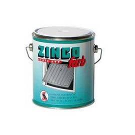 Zinco Farb - боя за алуминий, цинкова ламарина