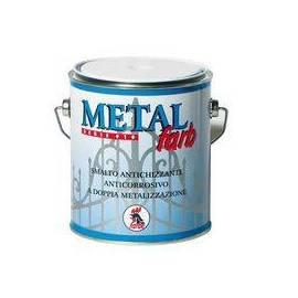 Metal Farb - боя за метал, двойна метализация
