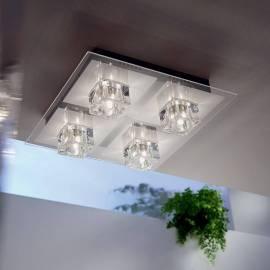 LED плафон - дистанционно, сменящи се цветове 35 x 35 см