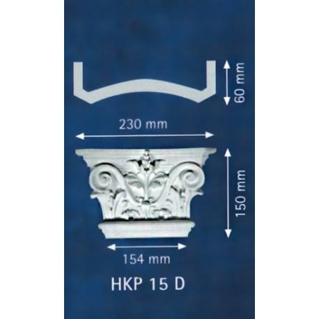 Декоративен пиластер HKP 15 G