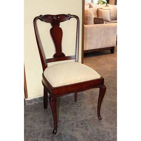 Масивен стол - бук