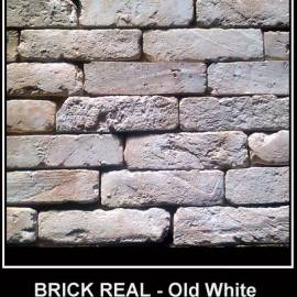 Реал Old White, бялo състарено
