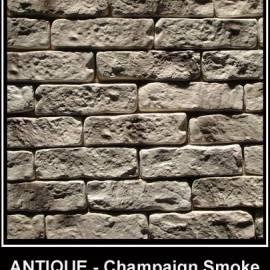 Антик Champaign smoke