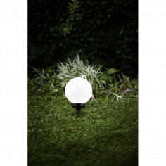 Соларна лампа 4х0,06 бяла топка Ф200 + колче