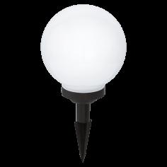 Соларна лампа - LED RGB топка DM250