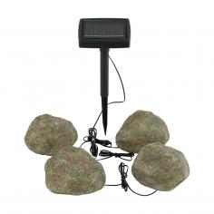 Соларна лампа - LED камъни...