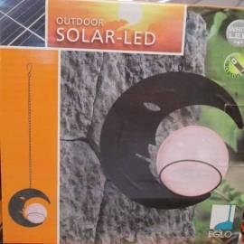 LED луна, солар