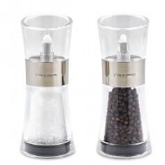 """Комплект мелнички за сол и пипер """"FLIP"""" - 15,4 см. - COLE & MASON"""