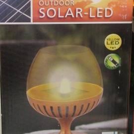 Соларна лампа - чаша