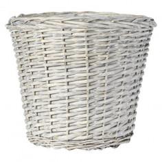 Плетена кашпа - ØxВ: 25х22...