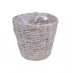 Плетена кашпа - ØxВ: 19х16...