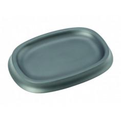Сапунерка полирезин, сива
