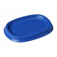 Сапунерка полирезин, синя