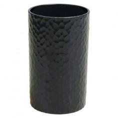 Чаша за баня Cosmo, пластмаса, черна