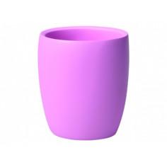 Чаша за баня Flakoni, полирезин, розова