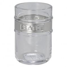 Чаша за баня Iona, стъкло, прозрачна