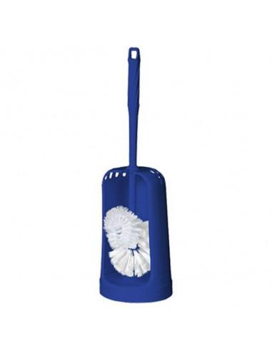 Комплект четка за тоалетна Kuba Lux Marine, морско синьо