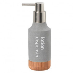 Дозатор за сапун Cooper, полирезин и бамбук