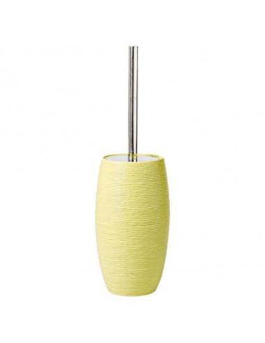 Комплект четка за тоалетна Linea Keramik, зелен