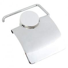 Държач за тоалетна хартия System, с капак