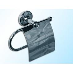 Държач за тоалетна хартия с капак  Globus
