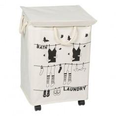 Кош за пране Dress, бежов,...
