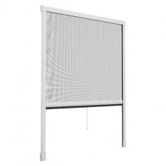 Комарник за прозорец, щора ролo, 160x160 см