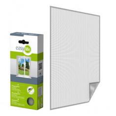 Комарна мрежа, бяла, 300x150 см