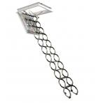 Топлоизолирана метална стълба LUSSO ZP - 80 X 60 см, h-3.2м
