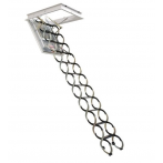 Топлоизолирана метална стълба LUSSO ZP - 90 X 60 см, h-3.2м
