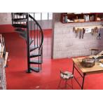 Метална вита стълба AF 26, черен цвят, диаметър - Ø: 100, 110, 120, 130 см