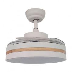LED вентилатор с прибиращи...