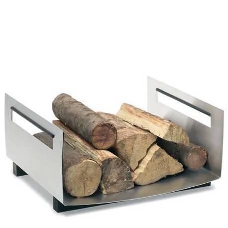 Поставка за дърва - квадратна
