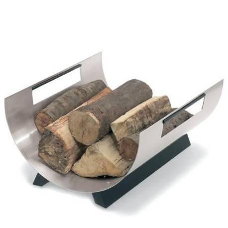 Поставка за дърва - кръгла