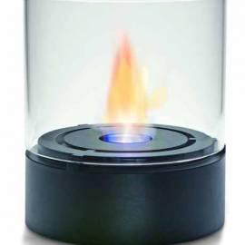 Лампа с горящ гел
