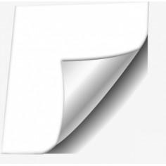 Самозалепващо фолио, бял гланц, 67,5х200 см