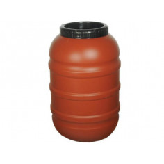 Бидон 200 литра - пластмасов