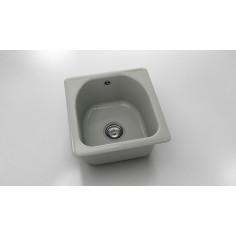 Imagén: Кухненска мивка ФАТ Инокс 2171300 - Полимермрамор, 43х46 см
