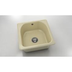 Кухненска мивка Жасмин 51х51 см