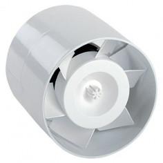 Тръбен вентилатор, Ø150 мм, бял