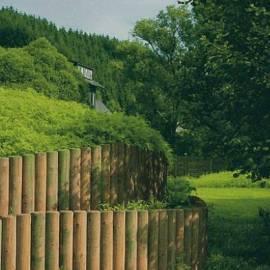 Палисади за градина 8 x 100 см