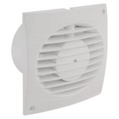 Вентилатор Top Air, Ø100 мм, бял