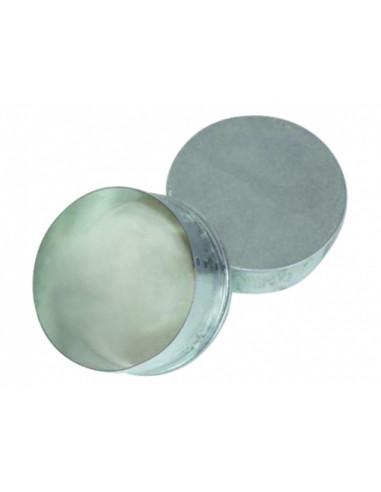 Тапа, алуминизирана, Ø150 мм