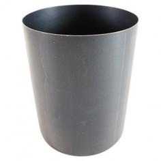 Кюнец за печка, Ø120 мм, 250 мм, алуминизиран