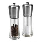 """Комплект мелнички за сол и пипер """"SANDOWN"""" - 18 см. - COLE & MASON"""