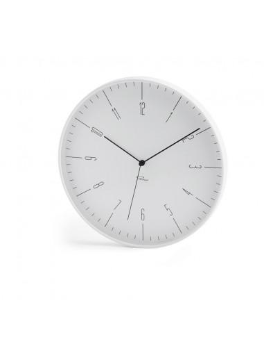 Часовник за стена CARA - цвят бял - philippi