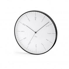 Часовник за стена CARA - цвят черен - philippi